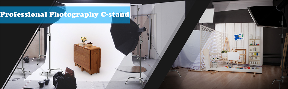 professional photography c-stand