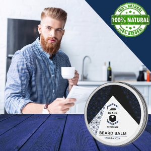 Vanilla Icon Beard Balm 100% Natural