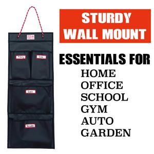 wall mount locker organizer is essential for home office school locker gym locker and more