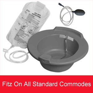 Sitz Bath Tub For Piles
