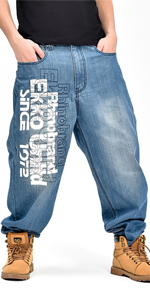 Ruiatoo Loose Fit Jeans