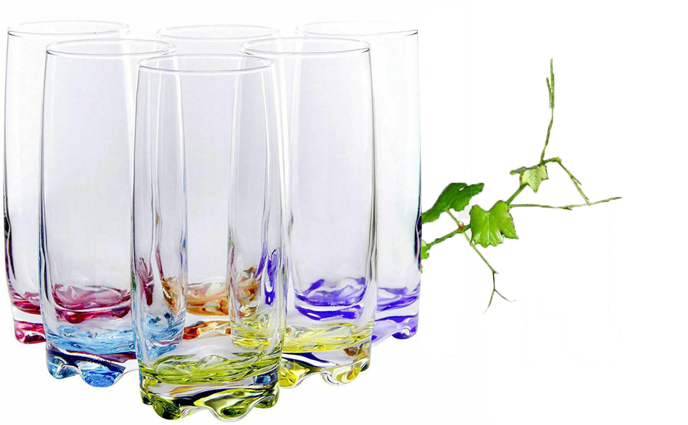 highball COLOUR glass