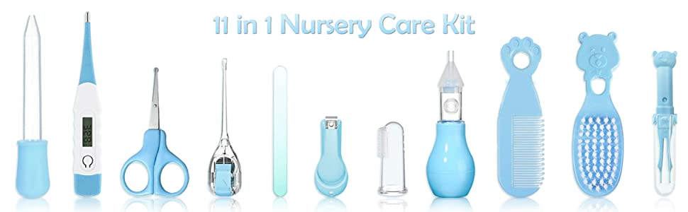 Baby Grooming Healthcare Care Kit