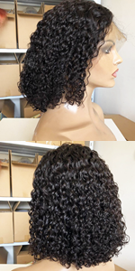 huaman hair bob lace wigs