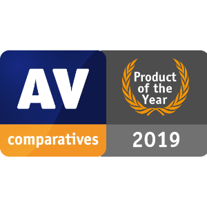 AV Comparatives Product of the Year