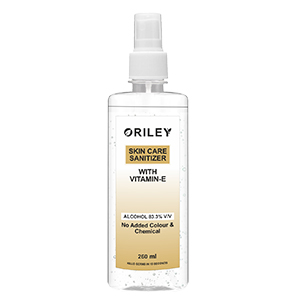 Hand Sanitizer Mist with Vitamin-E 83.3% Isopropyl Alcohol Spray-based