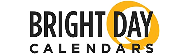 bright day calendars wall calendars 2020