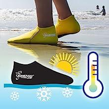 seavenger 3mm neoprene warm socks