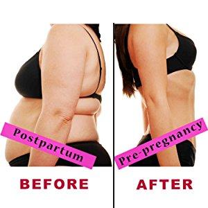 Postpartum belly belt
