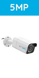 RLC-511 Securtiy PoE Camera