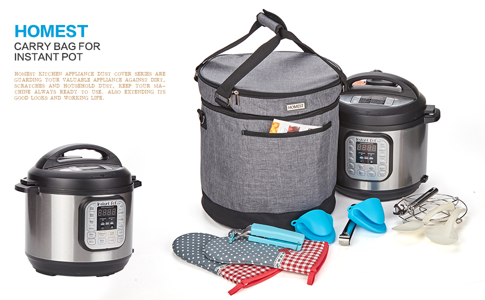 instant pot carrying case