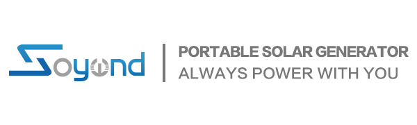logo for portable solar generator