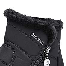 waterproof boots warm snow boots for women