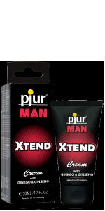 pjur MAN XTEND Cream