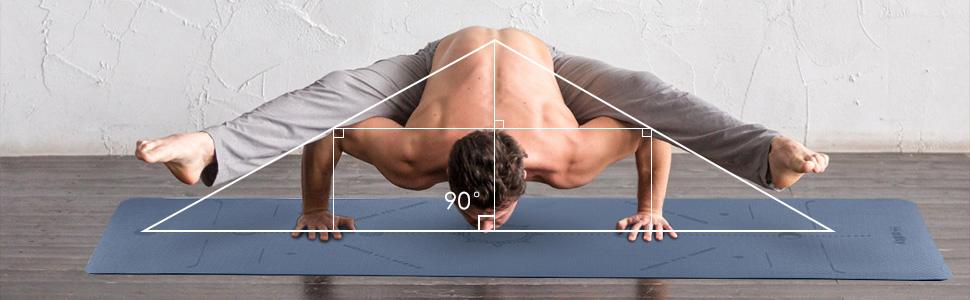 workout fitness mat