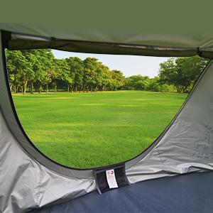 deerfamy beach pop up tent