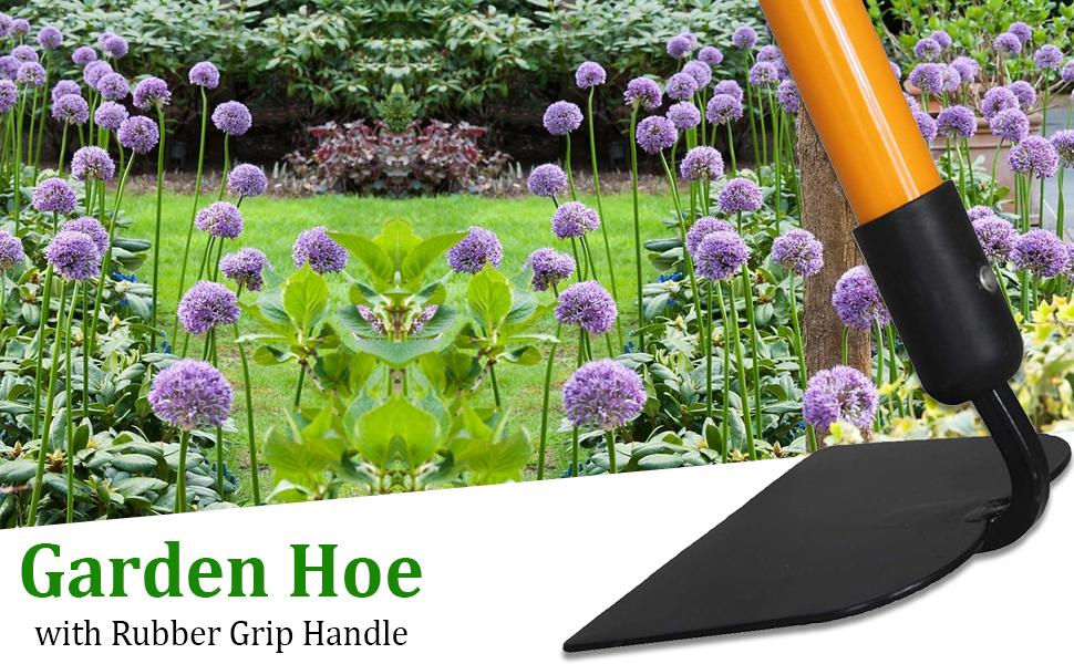 Ashman Garden Hoe Sturdy Hand Tiller
