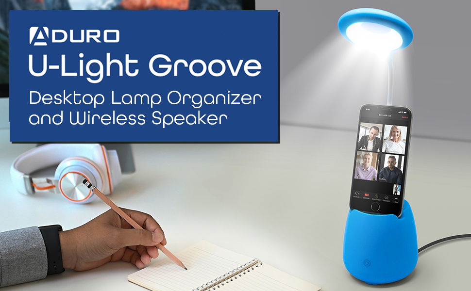 U-Light Desk Lamp Table Light