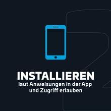 bluetooth, navi, app, radarwarner, blitzer