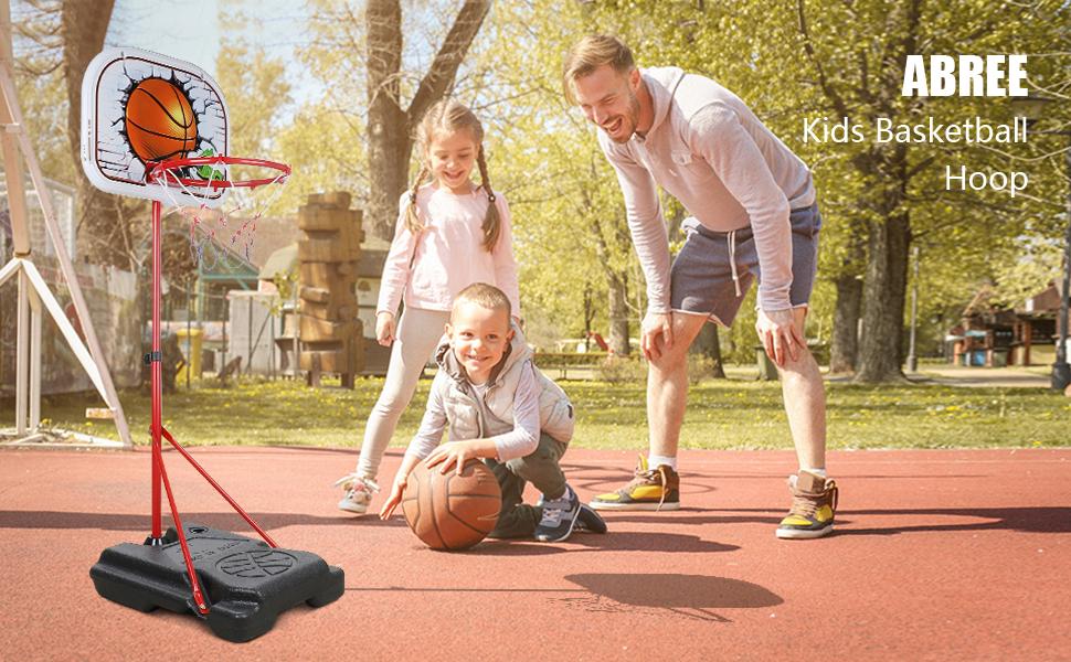 kids basketbal hoepel