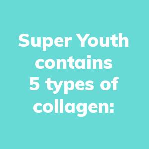 skinnyfit super youth collagen powder chocolate flavor