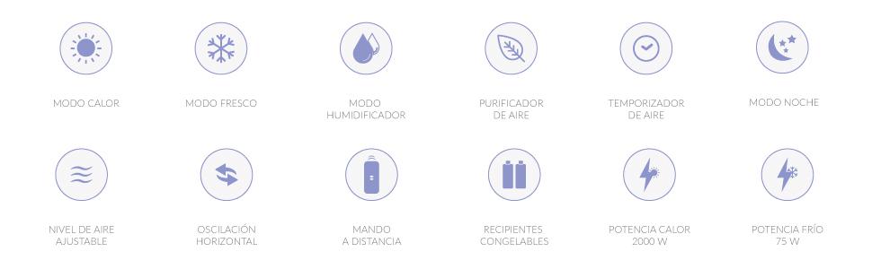purificador de aire, newteck