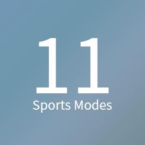 gandley smart watch with 11 sport modes