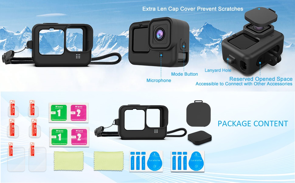 gopro hero 9 accessories, gopro accessories, insta 360 accessories,gopro hero mounts