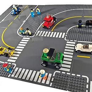 Lego Road Base Plate