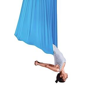 Sotech Hamaca de Yoga, Columpio de Yoga/Yoga Aéreo/Yoga ...