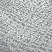 bedsure | textured seersucker pattern