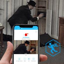Spy Camera Wireless Hidden Mini WiFi Camera AREBI HD 1080P Portable Small  Nanny  Motion Detection