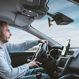 smartphone vent car mount
