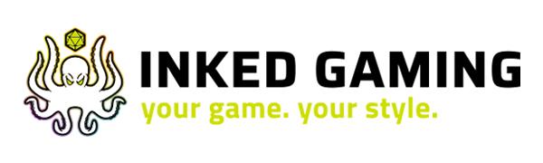 Inked Gaming Company Logo