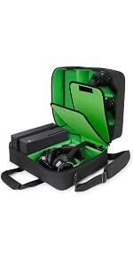 USA GEAR S23 Xbox Series X Console Carrying Case