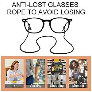 Versatile Glasses Rope