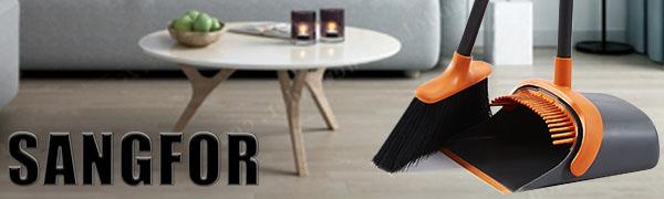 dustpan and broom set Upright broom dustpan set dustpan broom set