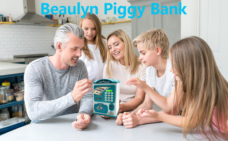 Beaulyn piggy bank