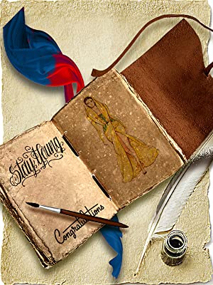 rustic poetry notebooks office brown real drawing cotton leather diaries parchment old handmade arts