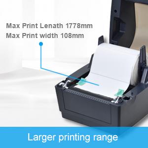 Printer Range