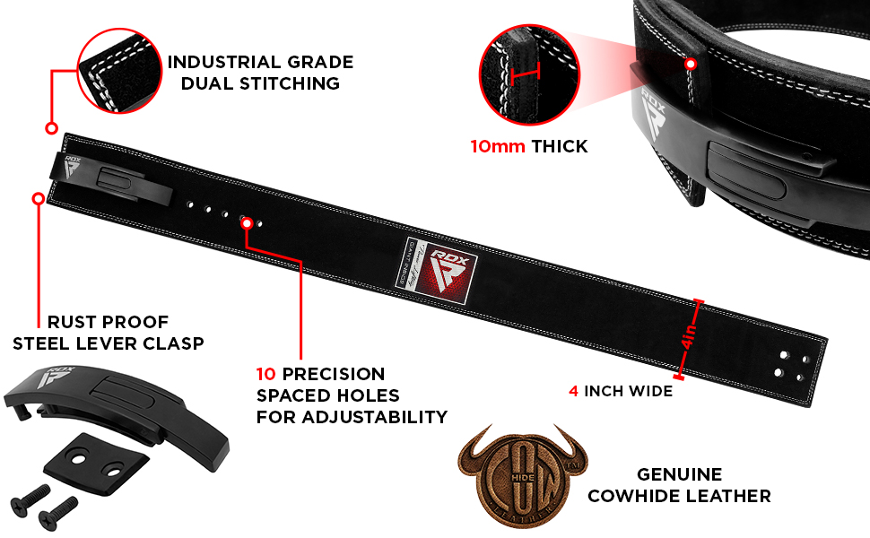 Powerlifting Belt for Weight Lifting