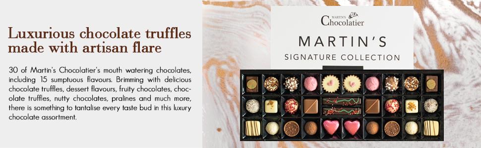 Martins Chocolatier Signature Collection