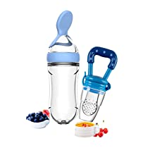 spoon feeding bottle