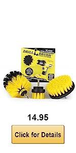 Drillbrush yellow