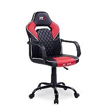 Adec - Gamer, Silla de Oficina Gaming, Silla de despacho, Estudio ...