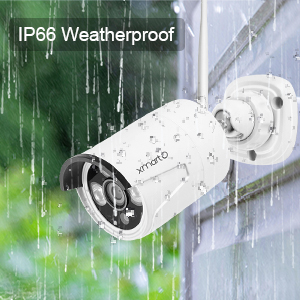 IP66 weather proof