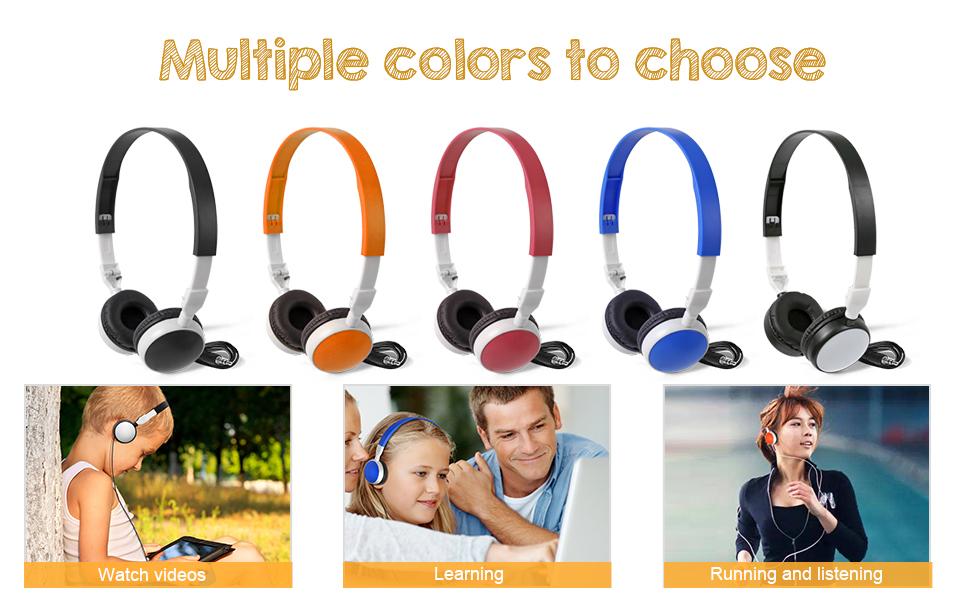 headphones bulk pack
