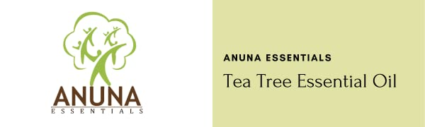 Anuna Essentials, tea tree Oil