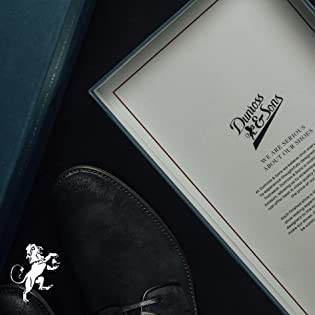 Premium footwear for men by Dunross amp; Sons exclusively available on Amazon