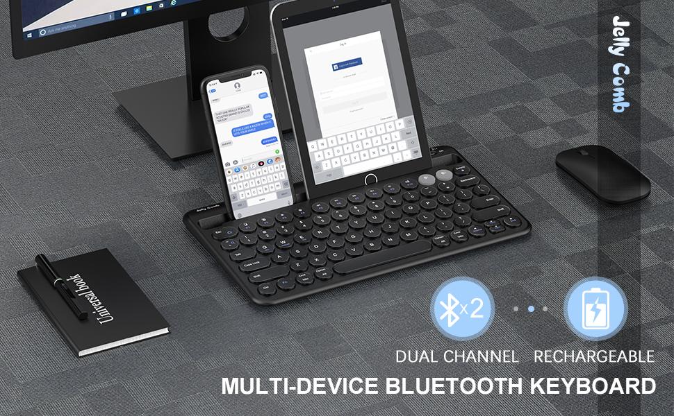 wireless tablet keyboard